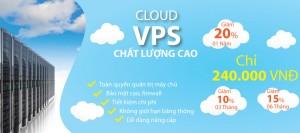 Khuyến mãi Cloud VPS Cực Sốc Tháng 3