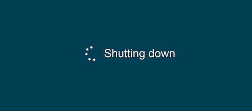 Nguyên nhân gây ra tình trạng VPS hđh window tự động shutdown