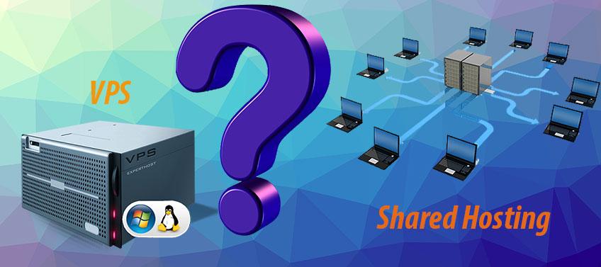 5 lý do sử dụng máy chủ ảo(VPS) là tốt hơn Shared Hosting