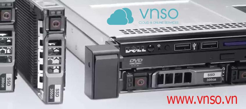 Dell PowerEdge R620 – Dòng Server thế hệ mới ứng dụng công nghệ Romley của Intel
