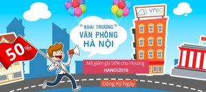 Tưng bừng khai trương văn phòng Hà Nội.