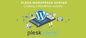 Giới thiệu Plesk WordPress Server