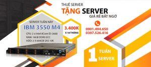 """Chương trình """"Mỗi Tuần 1 Server"""" giá giảm siêu sốc"""