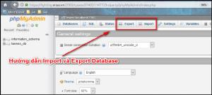 Hương dẫn sử dụng MySQL trên hosting Cpanel