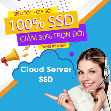 cloud server ssd