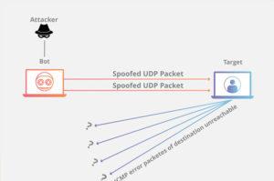 UDP flood attack là gì ? Cơ chế tấn công ddos ra sao ?