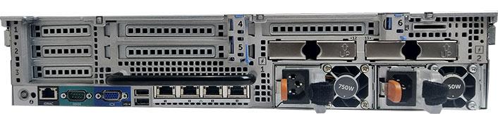 thuê máy chủ dell server r720