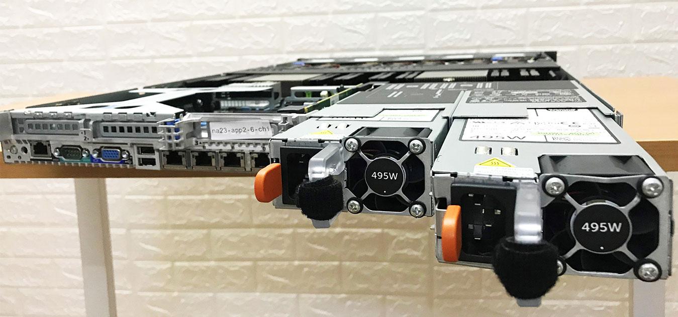 thuê máy chủ dell server r620