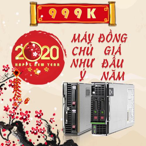 Vui Tết Canh Tý, Server Như Ý, Đồng Giá 999K