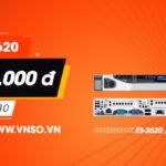 Giảm Giá Thả Ga 3 Cấu Hình Thuê Máy Chủ Dell R620 Giá Sốc, Chỉ từ 43,000 đ/ Ngày.