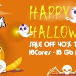 Khuyến Mại Thuê Server Sale 40% Nhân Dịp Halloween